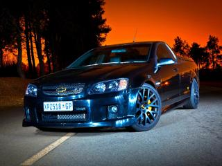обои Lupini Chevrolet SuperUte дорога фото