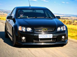 обои Lupini Chevrolet SuperUte скорость фото