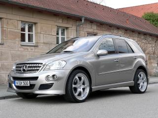 обои ART Mercedes-Benz M-Klasse (W164) дом фото