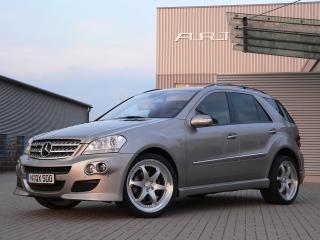 обои ART Mercedes-Benz M-Klasse (W164) красивый фото