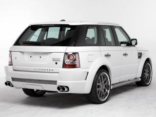 обои Arden Range Rover Sport AR6 Stronger 2010 сзади фото
