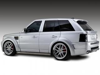 обои Arden Range Rover Sport AR6 Stronger бок фото