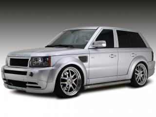 обои Arden Range Rover Sport AR6 Stronger боком фото