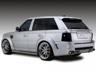 обои Arden Range Rover Sport AR6 Stronger зад фото