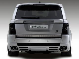 обои Arden Range Rover Sport AR6 Stronger задок фото
