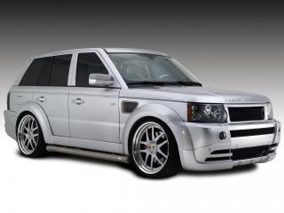 обои Arden Range Rover Sport AR6 Stronger красавчик фото