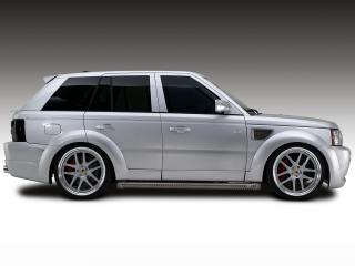 обои Arden Range Rover Sport AR6 Stronger правый бок фото