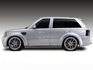 обои Arden Range Rover Sport AR6 Stronger сбоку фото