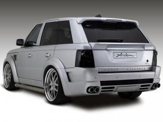 обои Arden Range Rover Sport AR6 Stronger сзади фото