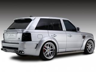 обои Arden Range Rover Sport AR6 Stronger сила фото