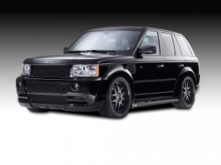 обои Arden Range Rover Sport AR6 Stronger черный фото