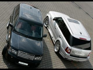 обои Arden Range Rover Sport красавцы фото