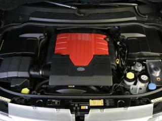 обои Arden Range Rover Sport мотор фото