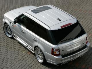обои Arden Range Rover Sport сверху фото
