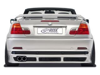 обои RDX Racedesign BMW 3 Series Cabrio (E46) багажник фото