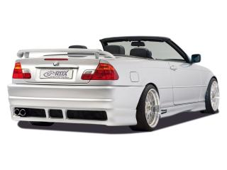 обои RDX Racedesign BMW 3 Series Cabrio (E46) боком фото