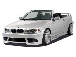 обои RDX Racedesign BMW 3 Series Cabrio (E46) красавец фото