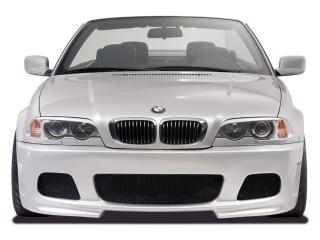 обои RDX Racedesign BMW 3 Series Cabrio (E46) спереди фото