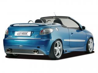 обои RDX Racedesign Peugeot 206 CC сзади фото