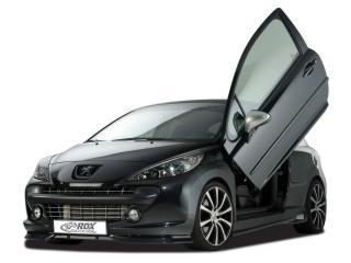 обои RDX Racedesign Peugeot 207 открыта дверь фото