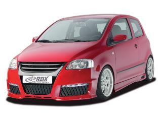 обои RDX Racedesign Volkswagen Fox передок фото