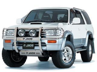 обои JAOS Toyota Hilux Surf (N185) передок фото