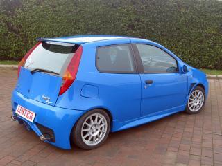 обои Lester Fiat Punto 3-door (188) бок фото