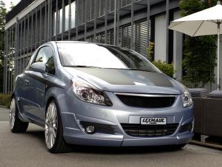 обои Lexmaul Opel Corsa 3-door (D) передок фото