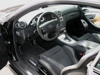 обои Kunzmann Mercedes-Benz CLK-Klasse (C208) салон фото