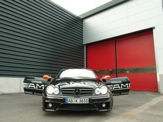 обои Kunzmann Mercedes-Benz CLK-Klasse (C209) ворота фото