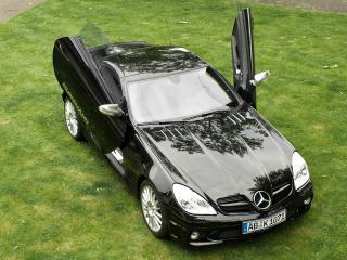 обои Kunzmann Mercedes-Benz SLK-Klasse (R171) сверх фото