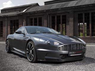 обои Edo Competition Aston Martin DBS бампер фото