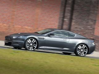 обои Edo Competition Aston Martin DBS газон фото
