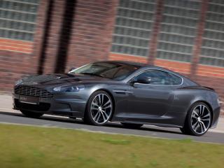 обои Edo Competition Aston Martin DBS завод фото