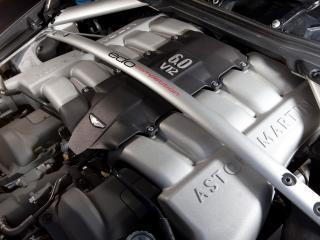 обои Edo Competition Aston Martin DBS мотор фото