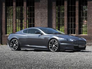 обои Edo Competition Aston Martin DBS развалины фото