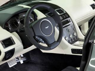 обои Edo Competition Aston Martin DBS руль фото