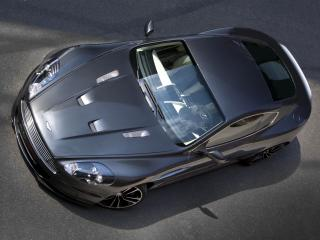 обои Edo Competition Aston Martin DBS сверху фото