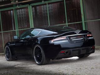 обои Edo Competition Aston Martin DBS сзади фото