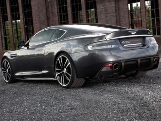 обои Edo Competition Aston Martin DBS скорый фото