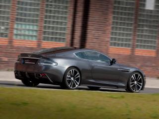 обои Edo Competition Aston Martin DBS трава фото