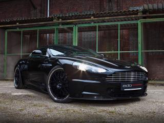 обои Edo Competition Aston Martin DBS фары фото