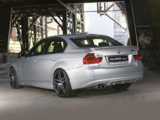 обои Kelleners Sport BMW 3 Series (E90) боком фото