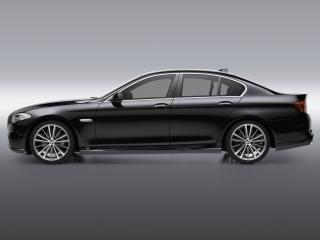 обои Kelleners Sport BMW 5 Series (F10) бок фото