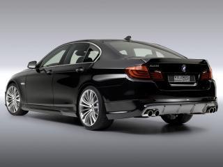 обои Kelleners Sport BMW 5 Series (F10) боком фото