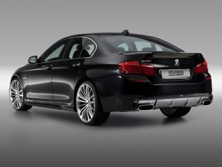 обои Kelleners Sport BMW 5 Series (F10) зад фото