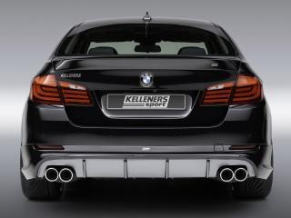 обои Kelleners Sport BMW 5 Series (F10) задок фото