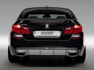 обои Kelleners Sport BMW 5 Series (F10) сзади фото
