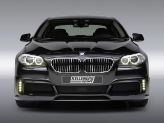 обои Kelleners Sport BMW 5 Series (F10) спереди фото