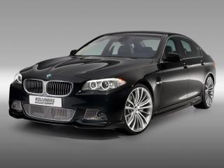 обои Kelleners Sport BMW 5 Series (F10) черная фото